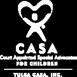 Tulsa CASA logo